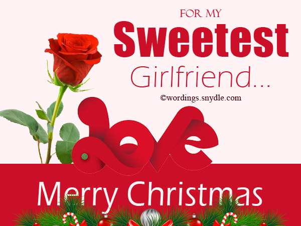 Christmas messages for girlfriend wordings and messages christmas messages for girlfriend m4hsunfo