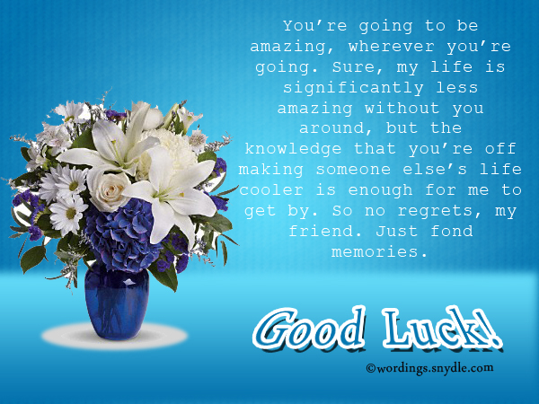 farewell-goodluck-messages
