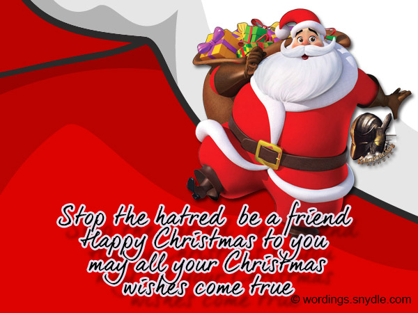 Inspirational Messages for Christmas