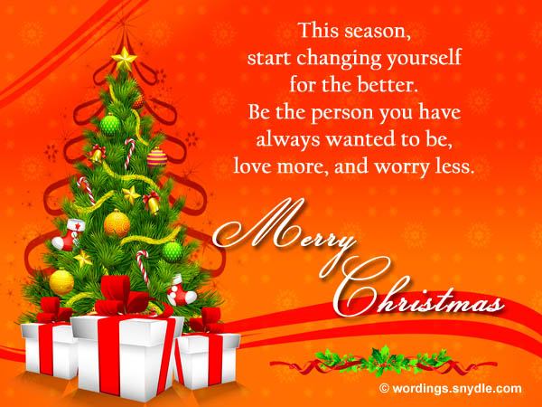 Inspirational christmas messages quotes and greetings wordings inspirational christmas quotes m4hsunfo