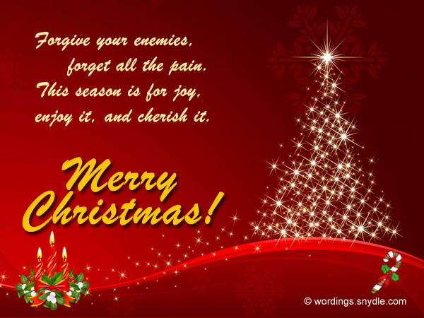 Christmas messages for business wordings and messages next m4hsunfo Image collections