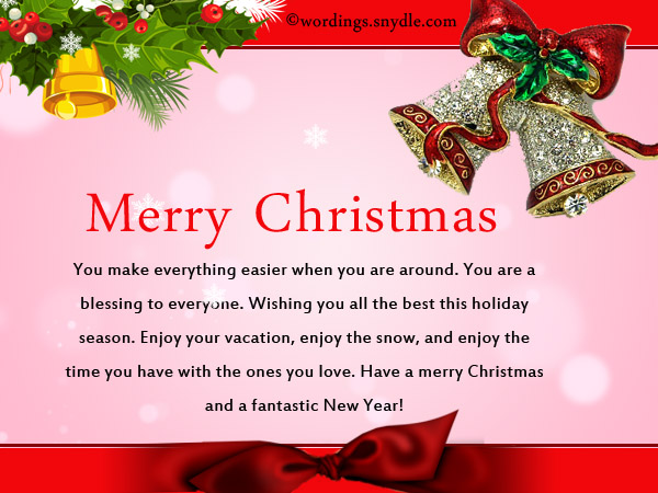 Inspirational Christmas Greetings. U201c