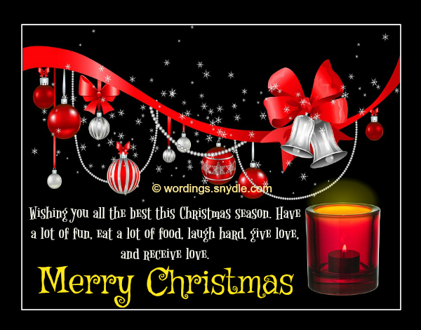 Inspirational christmas messages quotes and greetings wordings were hoping that these inspirational christmas messages may help you inspire your loved ones and friends this holiday season dont forget to share these m4hsunfo
