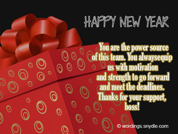 Happy new year messages for boss wordings and messages new year cards for boss 02 spiritdancerdesigns Images