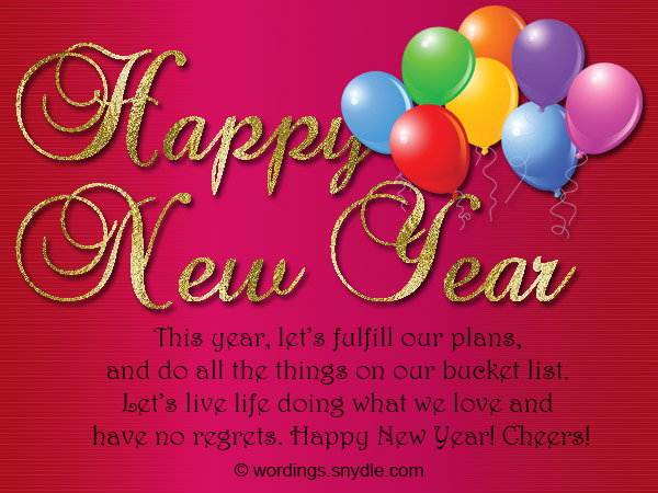 New year messages for friends wordings and messages new year cards for friends 03 m4hsunfo