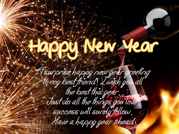 new year messages for friends wordings and messages