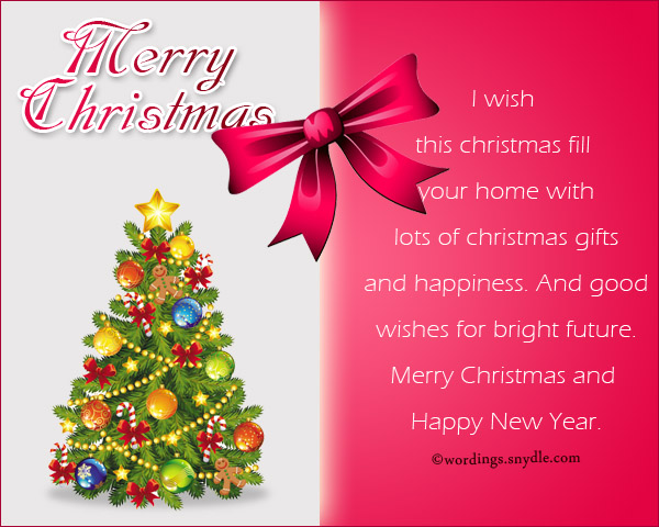 wishing all merry christmas