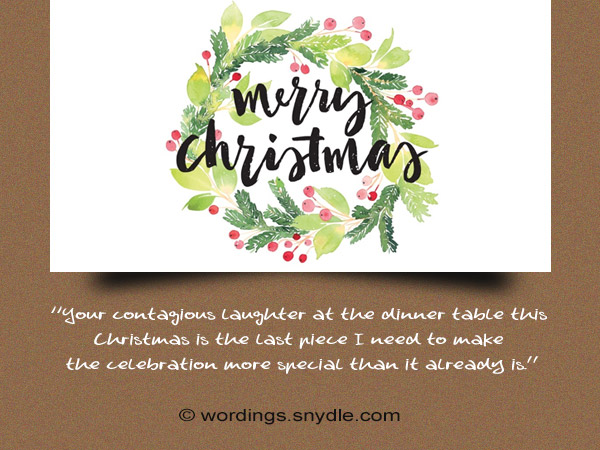 christmas card for colleagues
