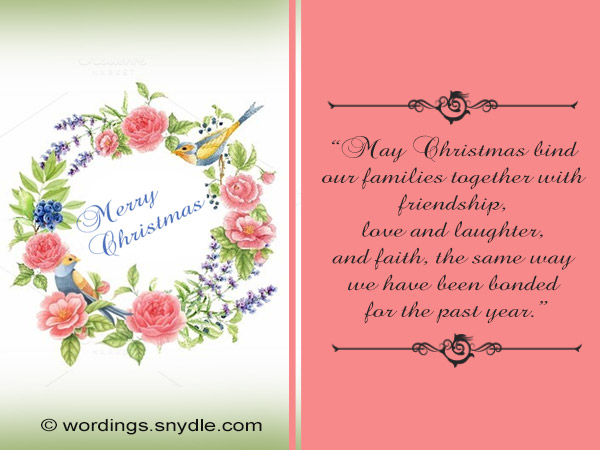 Christmas greetings for colleagues and co workers wordings and cards for colleagues wishing christmas m4hsunfo