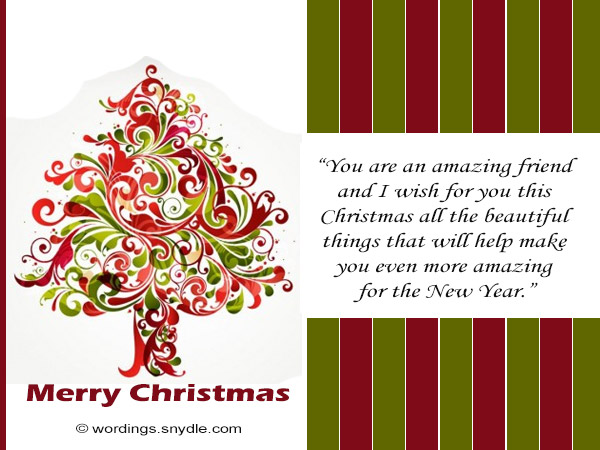 Christmas Greetings For Colleagues and Co-workers - Wordings and ...