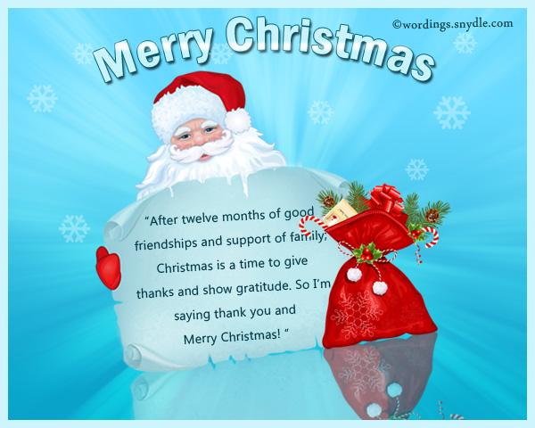 christmas cards for relatives
