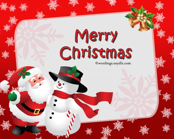 Short christmas wishes for cards wordings and messages christmas and new year cards m4hsunfo