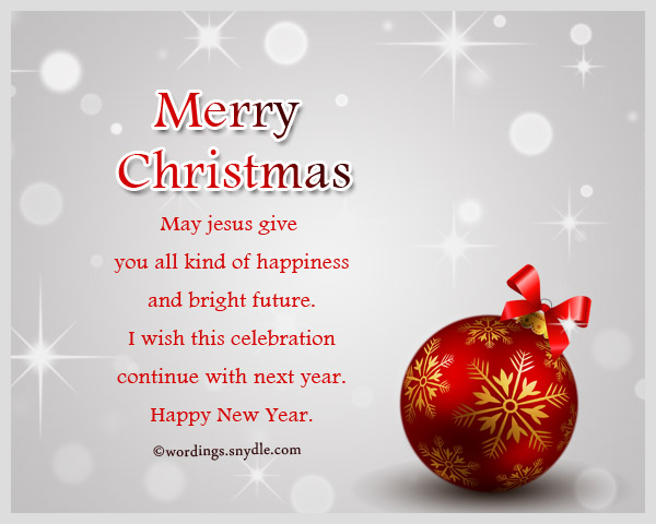 Christmas Greetings To Family And Friends. U201c