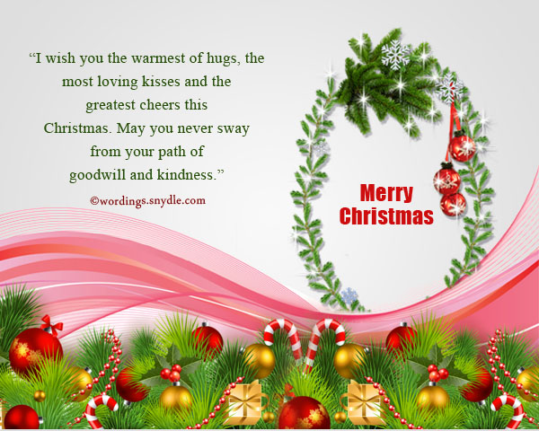 christmas wishes to facebook