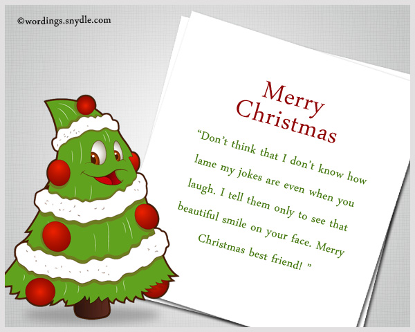 Funny christmas card messages for friend merry christmas and happy wouldnt m4hsunfo