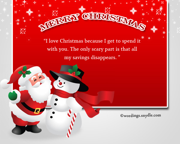Funny Christmas Wishes. U201c