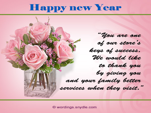 Happy new year messages for customers wordings and messages happy new year messages for customers 05 m4hsunfo