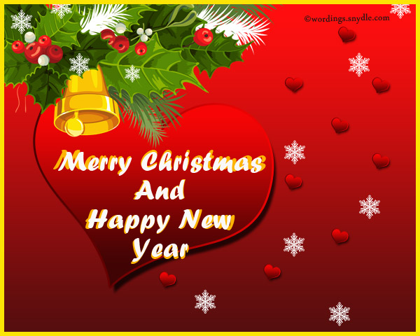christmas wishes to love