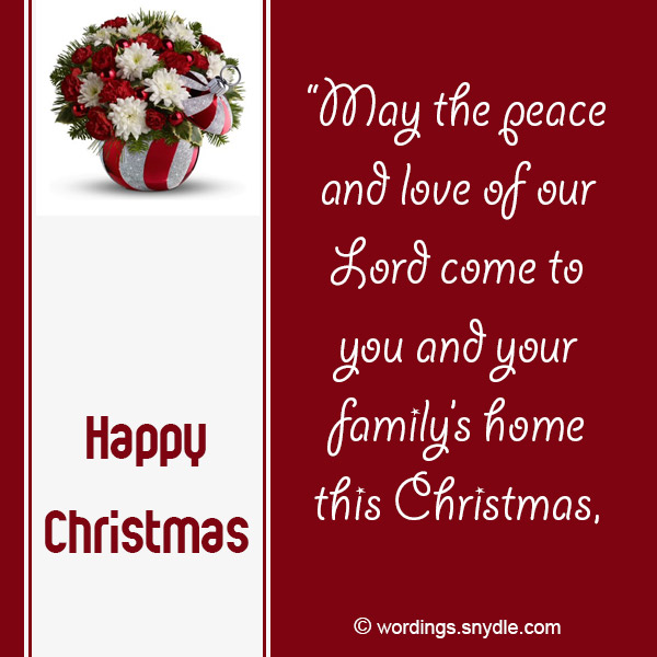 Merry christmas and happy new year messages wordings and messages christmas wordings m4hsunfo