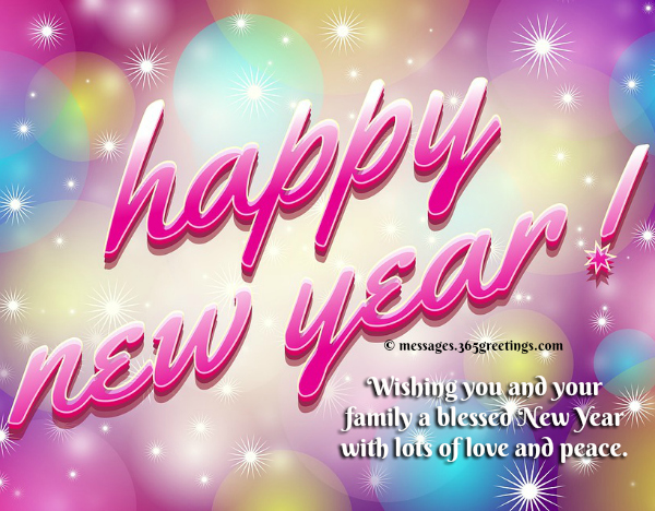 Happy New Year To You And Your Family 14