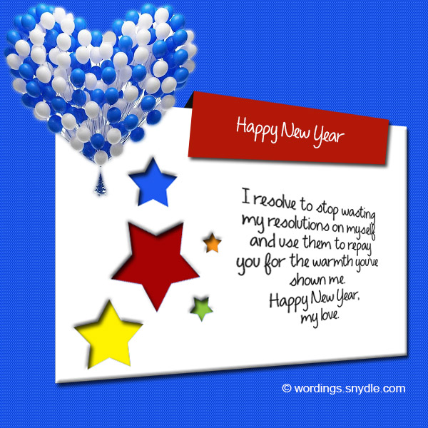 new-year-messages-wishes-for-family - Wordings and Messages