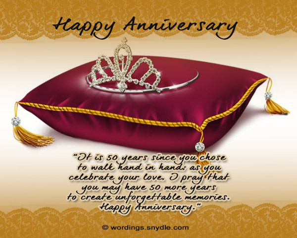 Th wedding anniversary messages wordings and messages