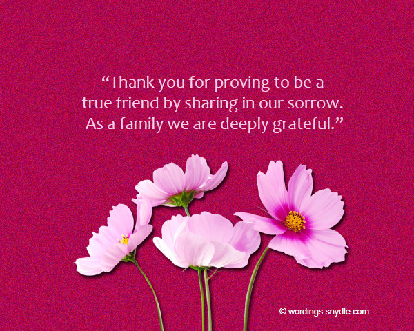 Funeral thank you notes wording wordings and messages funeral thank you notes wording 05 thecheapjerseys Image collections