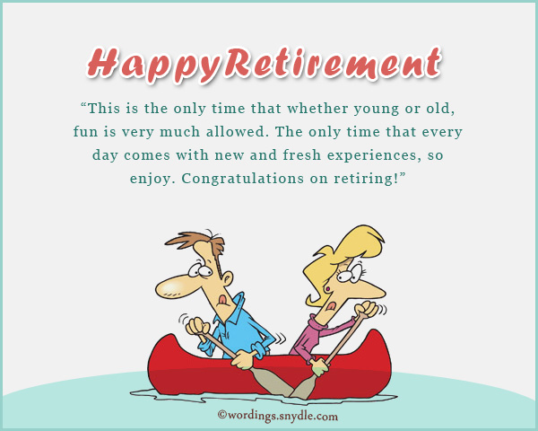 Retirement wishes greetings and retirement messages wordings and funny retirement card messages m4hsunfo