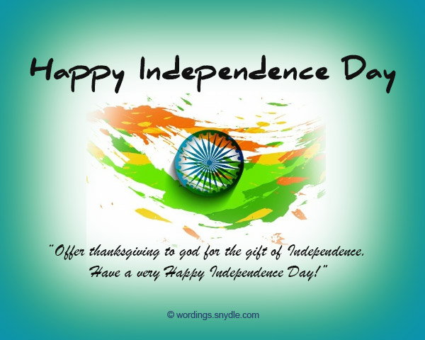 Independence day messages greetings and wishes wordings and messages independence day messages and greetings 05 m4hsunfo
