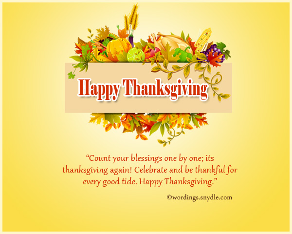 Happy thanksgiving day greetings messages wordings and messages happy thanksgiving day messages m4hsunfo