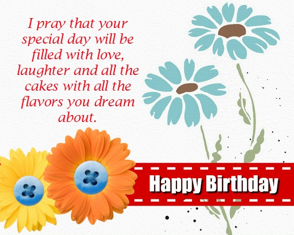 Christian Birthday Quotes Wishes Card Verses