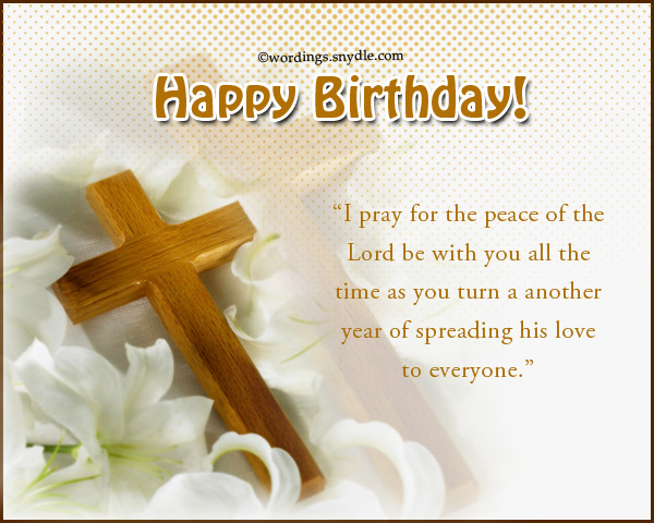 Christian birthday wordings and messages wordings and messages christian birthday wishes m4hsunfo