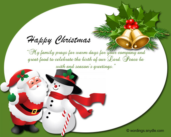 christmas greetings for soldier 2