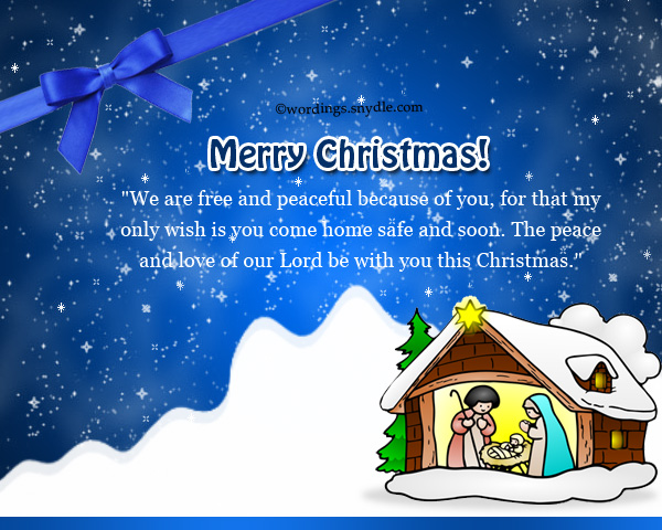 Merry christmas wishes for soldiers wordings and messages christmas wishes to soldier m4hsunfo