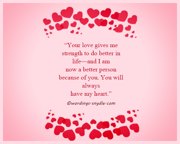 Sweetest Love Messages for Your Boyfriend - Wordings and Messages