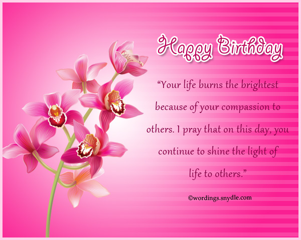 birthday messages wishes and quotes