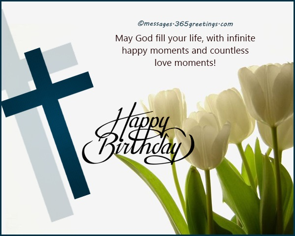 morechristianbirthdaycards Wordings and Messages – Religious Birthday Card Messages