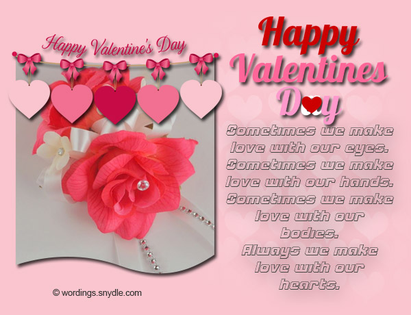valentines day messages for wife wordings and messages