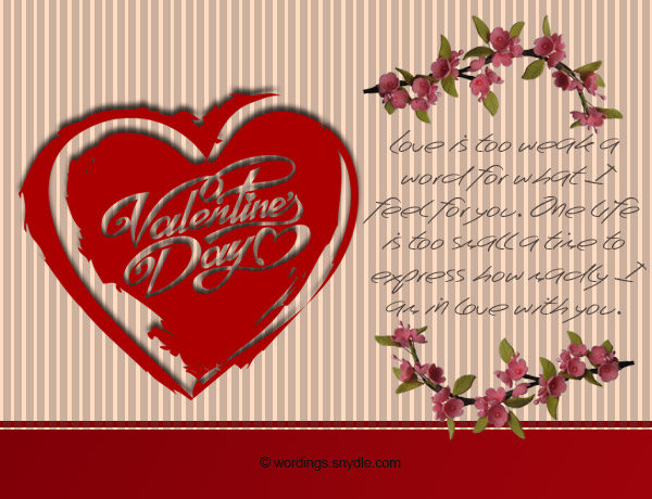 Valentines day messages for boyfriend wordings and messages i feel so happy to be your girlfriend happy valentines day my love m4hsunfo