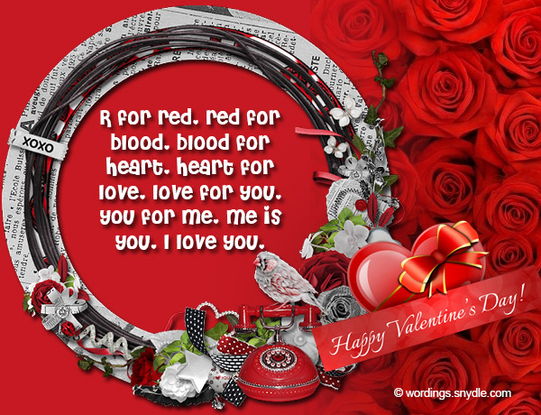 Valentines day messages for husband wordings and messages valentines day messages for your husband m4hsunfo
