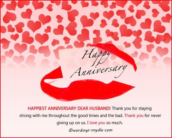 Wedding Anniversary Gifts To Husband: Wedding Anniversary Messages For Husband