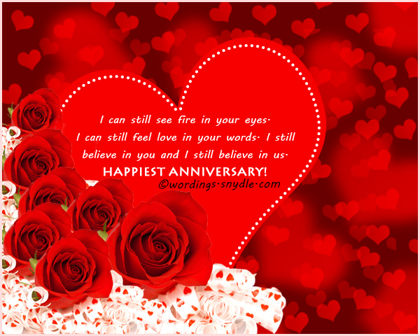 Sweet Anniversary Messages For Your Husband