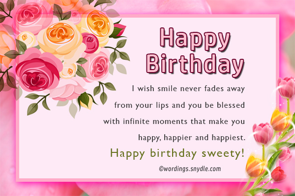 Birthday wishes for best friend female wordings and messages birthday wish for best friend forever m4hsunfo