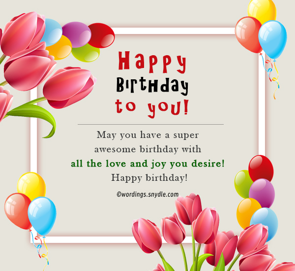 This Birthday I Want To Pray God Give You Deserve And Not What Desire Because Your Maybe Few But Trust Me A Lot